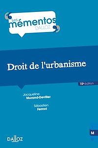 Télécharger le livre : Droit de l'urbanisme