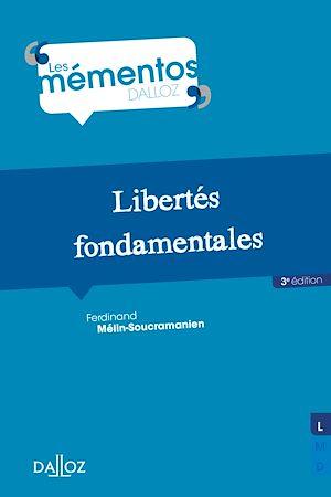 Téléchargez le livre :  Libertés fondamentales