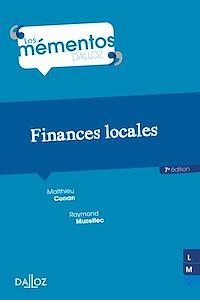 Télécharger le livre : Finances locales