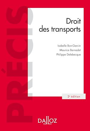 Téléchargez le livre :  Droit des transports