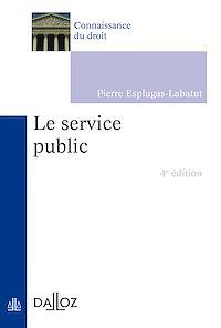 Télécharger le livre : Le service public
