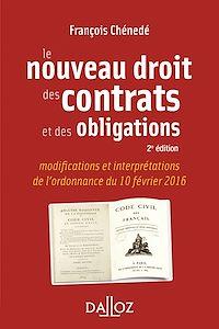 Télécharger le livre : Le nouveau droit des contrats et des obligations