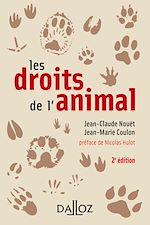 Télécharger le livre :  Les droits de l'animal