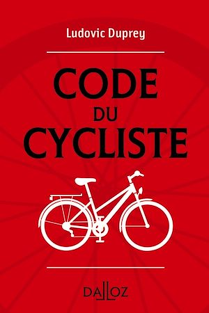Téléchargez le livre :  Le code du cycliste