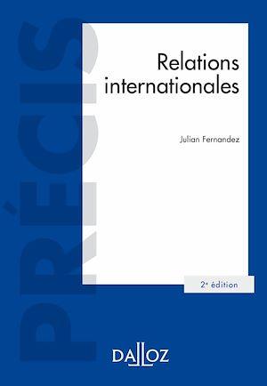 Téléchargez le livre :  Relations internationales - 2e éd.