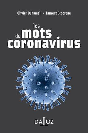 Téléchargez le livre :  Les mots du coronavirus - 1re ed.