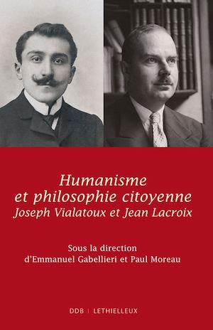 Téléchargez le livre :  Humanisme et philosophie citoyenne