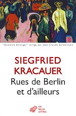 Télécharger le livre :  Rues de Berlin et d'ailleurs