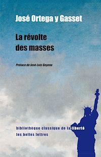 Télécharger le livre : La Révolte des masses