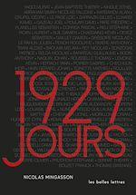 Télécharger cet ebook : 1929 jours