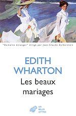 Télécharger le livre :  Les Beaux Mariages