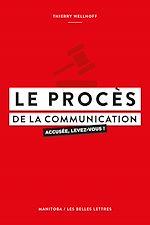 Télécharger le livre :  Le Procès de la communication
