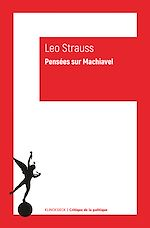 Télécharger le livre :  Pensées sur Machiavel