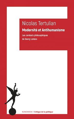 Téléchargez le livre :  Modernité et Antihumanisme