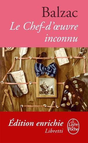 Le Chef-d'Oeuvre inconnu | DE BALZAC, Honoré. Auteur