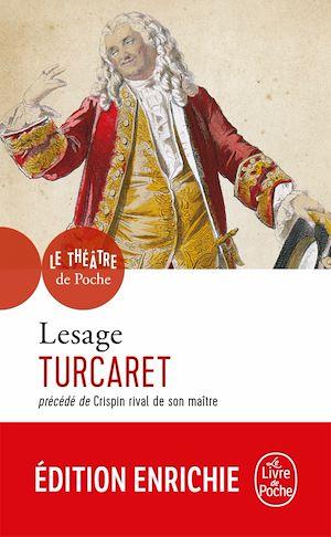 Téléchargez le livre :  Turcaret précédé de Crispin rival de son maître