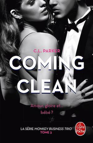 Téléchargez le livre :  Coming Clean (The Monkey Business, Tome 3)