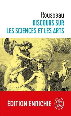 Téléchargez le livre :  Discours sur les sciences et les arts