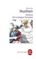Télécharger le livre :  Histoire de la langue française: inédit