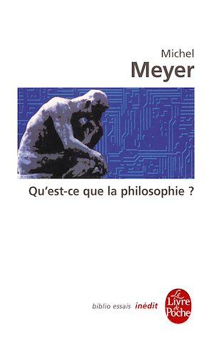 Téléchargez le livre :  Qu'est-ce que la philosophie ?