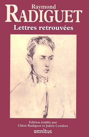 Téléchargez le livre :  Lettres retrouvées