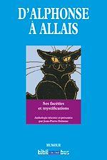 Télécharger le livre :  D'Alphonse à Allais