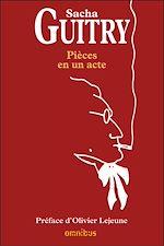 Télécharger cet ebook : Pièces en un acte (N.ed)