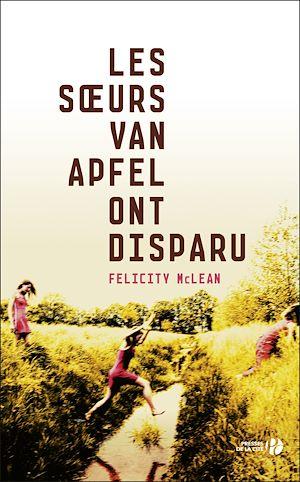 Téléchargez le livre :  Les sœurs Van Apfel ont disparu