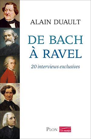 Téléchargez le livre :  De Bach à Ravel