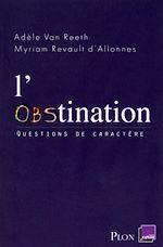Télécharger le livre :  L'obstination