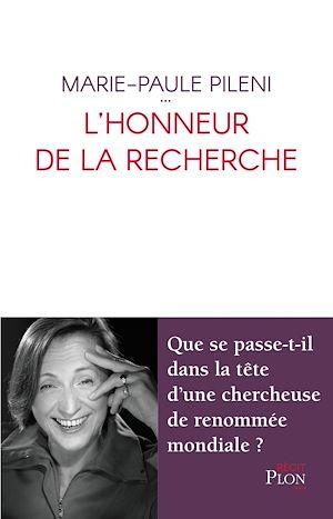 Téléchargez le livre :  L'honneur de la recherche