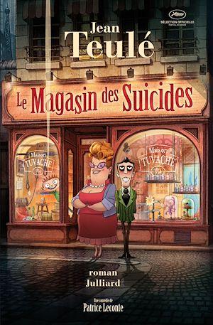Téléchargez le livre :  Le Magasin des suicides