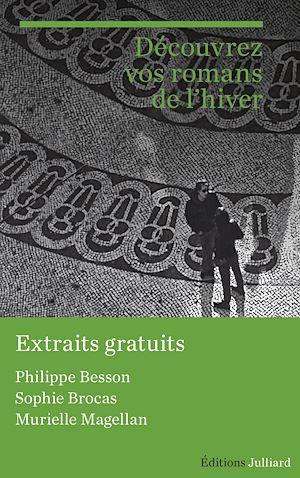 Téléchargez le livre :  Extraits Rentrée littéraire Julliard janvier 2016
