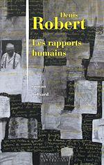 Télécharger le livre :  Les Rapports humains