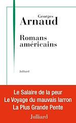 Télécharger le livre :  Romans américains