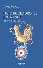 Télécharger cet ebook : Histoire des droites en France (1815-2017)