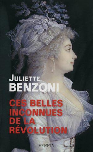 Téléchargez le livre :  Ces belles inconnues de la Révolution