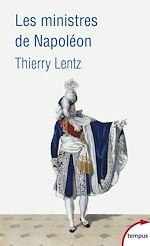 Télécharger le livre :  Les ministres de Napoléon