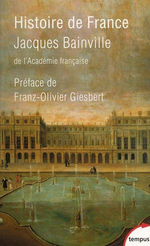 Téléchargez le livre :  Histoire de France