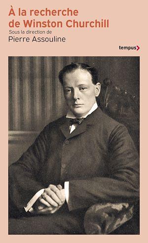 Téléchargez le livre :  A la recherche de Winston Churchill