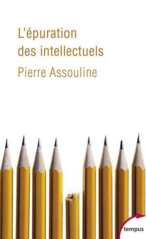 Téléchargez le livre :  L'épuration des intellectuels