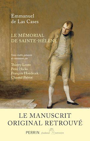 Téléchargez le livre :  Mémorial de Sainte-Hélène. Le manuscrit retrouvé