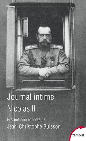 Téléchargez le livre :  Journal intime de Nicolas II