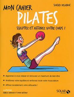 Téléchargez le livre numérique:  Mon cahier Pilates