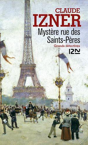 Téléchargez le livre :  Mystère rue des Saints-Pères