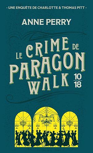 Téléchargez le livre :  Le crime de Paragon Walk