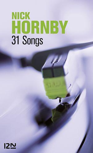 Téléchargez le livre :  31 Songs
