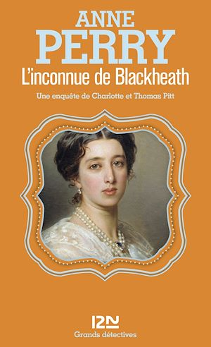 Téléchargez le livre :  L'inconnue de Blackheath