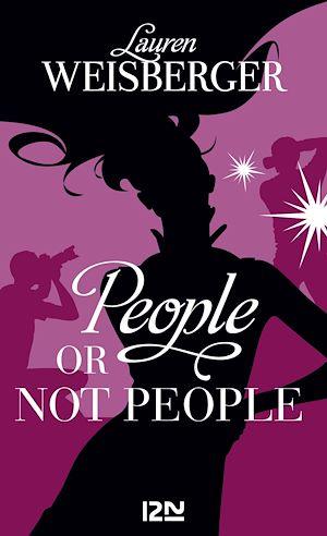 Téléchargez le livre :  People or not people