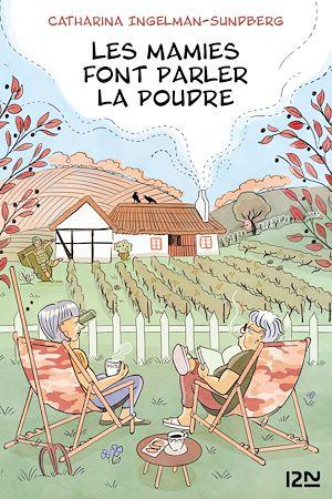 Téléchargez le livre :  Les Mamies font parler la Poudre